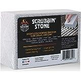 Better Grillin' Scrubbin' Stone Grill Cleaner - Scouring Brick/Barbecue Grill Brush/Barbecue Cleaner - Advanced Green Technol
