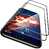 CASEKOO iPhone11Pro / iPhoneX/Xs ガラスフィルム 5.8インチ【2枚セット】【ガイド枠付き】 2020年進化版 日本旭硝子製 全面保護フィルム 強化ガラス 透過率99.9% 気泡ゼロ 飛散防止(アイフォン11Pro/X