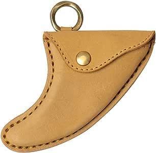 [CHALICE] チャリス フィンデザイン レザーウォレット Fin Desigh-Leather Wallet (CHALICE LOGO)