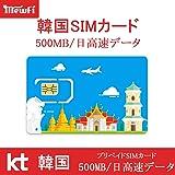 【SK telecom】韓国 3日間 4G-LTE データ通信 使い放題 プリペイドSIMカード