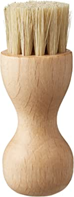 [M.モゥブレィ] シューケア 手を汚さないクリーム塗布用ブラシ ペネトレィトブラシ