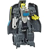 """Transformers - Bumblebee Cyberverse Adventures - 4.25"""" Action Attackers: 1-Step - Stealth Force Bumblebee - Shadow Shot Actio"""