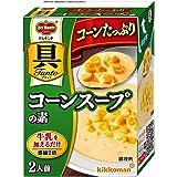 キッコーマン食品 デルモンテ 具Tanto コーンたっぷり コーンスープの素 190g ×12個