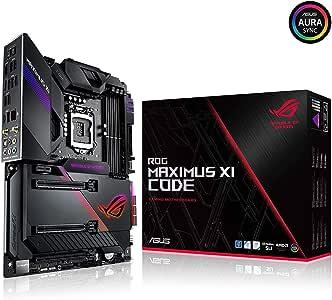 ASUS intel Z390 搭載 Socket 1151 対応 マザーボード ROG MAXIMUS XI CODE 【ATX】