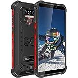 Rugged Phone Unlocked OUKITEL WP5(2020) Android 10.0 Cell Phones 8000mAh Battery IP68 Waterproof Mobile Phone 4GB+32GB Dual S