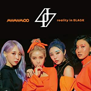 reality in BLACK-Japanese Edition-(初回限定盤A)