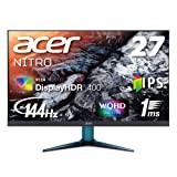 Acer ゲーミングモニター Nitro 27インチ WQHD VG271UPbmiipx IPS 1ms(VRB) 144Hz DisplayHDR400 FreeSync
