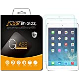 [2-Pack] Supershieldz for Apple New iPad 9.7 inch (2018/2017) / iPad Pro 9.7 / iPad Air 2 / iPad Air Tempered Glass Screen Pr