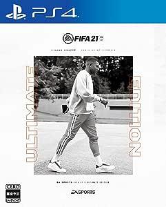 FIFA 21 ULTIMATE EDITION【限定版同梱物】最大24個のレアゴールドパック & カバー選手のレンタルアイテム(FUT5試合) & キャリアモードの地元出身選手 & FUTアンバサダー選手ピック & スペシャルエディションのFUTユニフォームとスタジアムアイテム 同梱 - PS4