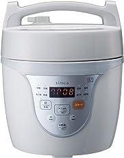 siroca 電気圧力鍋 SPC-111