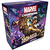 Marvel Champions LCG The Galaxys Most Wanted Expansion Card Game