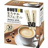 ドトールコーヒー まろやかカフェ・オ・レ インスタントスティック 30袋 ×6箱 インスタント(スティック)