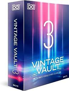 Vintage Vault 3 - プレミアムシンセ音源コレクション