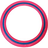 Mob 9 Flying Ring - Outdoor Toy - Pink Flying Disc/Ring/Frisbee Games for Beach, Garden, Park