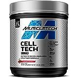 Creatine Monohydrate Powder, MuscleTech Cell-Tech Elite Creatine Powder, Post Workout Drink, Creatine HCl Supplement, Creatin