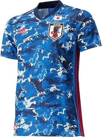 [アディダス] サッカーウェア サッカー日本代表 2020 ホーム ジャージー(GEM11) メンズ トゥルーブルー(ED7350) 日本 J/XS (日本サイズXS相当)