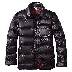 EB900 Fill Power Plus Trail Down Shirt Jacket 019286: Black