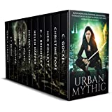 Urban Mythic Box Set: Eleven Novels of Adventure and Romance, featuring Norse and Greek Gods, Demons and Djinn, Angels, Fairi