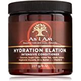 As I Am Hydration Elation Intensive Conditioner, 8 Ounce