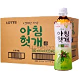 Lotte Korean Raisin Tea - Case (20 x 500ml)