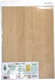 ビッグウィル樹のシートオーク材A3判(420X297mm)1枚入