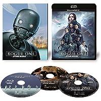 ローグ・ワン/スター・ウォーズ・ストーリー MovieNEX(初回限定版) [ブルーレイ+DVD+デジタルコピー(クラウ…