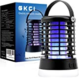 Bug Zapper Electric Mosquito Killer Insect Fly Trap Mosquito Attractant Trap Control with Camping Lamp for Indoor Outdoor Bac