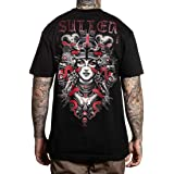 Sullen Men's Short Sleeve Reds Short Sleeve T Shirt