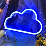 Cloud Shaped Neon Sign LED neon Light Wall Signs Light up Sign for Christmas New Year Wall Art Bedroom Baby Room Wedding Part