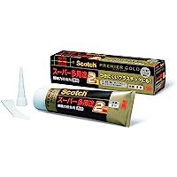 スコッチ 超強力接着剤 プレミアゴールド スーパー多用途2 透明 100g