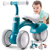 beiens Upgraded Large Baby Balance Bikes, Baby Bicycle for 1 Year Old, Toddler Bike Riding Toys for 10 Months - 36 Months Boy