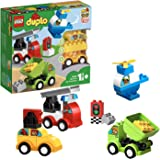 LEGO DUPLO My First Car Creations 10886 Building Block Toy, New 2019 (34 Pieces)