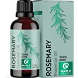 Rosemary Essential Oils Therapeutic Grade - Pure Rosemary Oil for Hair Skin and Nails - Rosemary Essential Oil for Humidifier