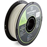 HATCHBOX PLA 3D Printer Filament Dimensional Accuracy +/- 0.03 mm 1 kg Spool 1.75 mm Glow in the Dark