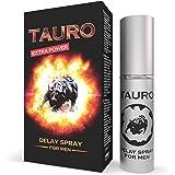 TAURO 男性用スプレー イタリア・ブランド製 全成分表示 35回分 痺れ成分なし CE認証 IFRA適合 国内正規品