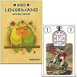 鳥ルノルマン NORISAN(のりさん)の描くルノルマンカード