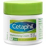 Cetaphil Moisturizing Cream for Very Dry, Sensitive Skin, Extra Strength, Fragrance Free, 1 oz. (Pack of 12)