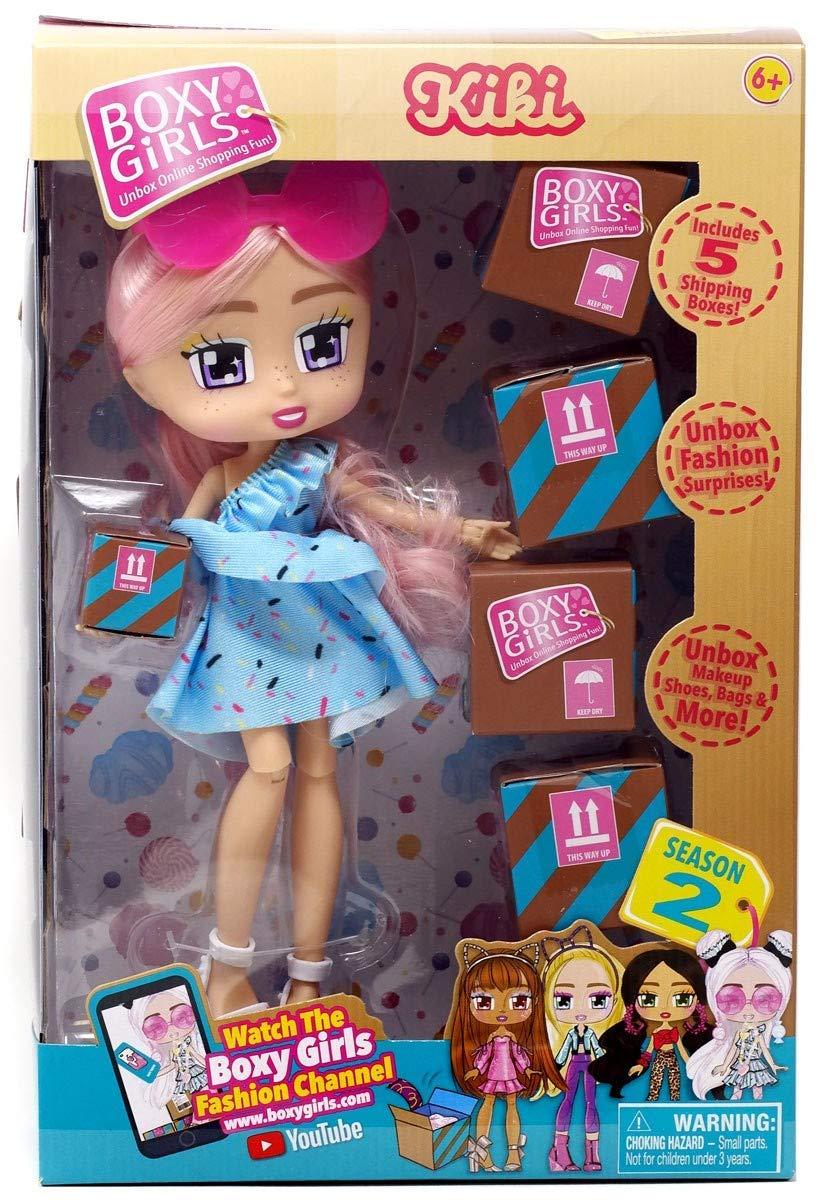 Boxy Girls Season 2 Hazel Doll