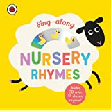 Sing-along Nursery Rhymes: CD and Board Book