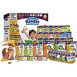 Early Reading Program for Baby Toddler Preschool Kindergarten- Alphabet Vowel Phonics & 200+ Sight Words - Little Champion Re