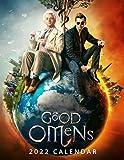 Good Omens 2022 Calendar: Movie tv series films calendar dvd…
