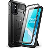SUPCASE Unicorn Beetle Pro Series Case Designed for OnePlus 8T (2020), Full-Body Rugged Holster Case with Built-in Screen Pro