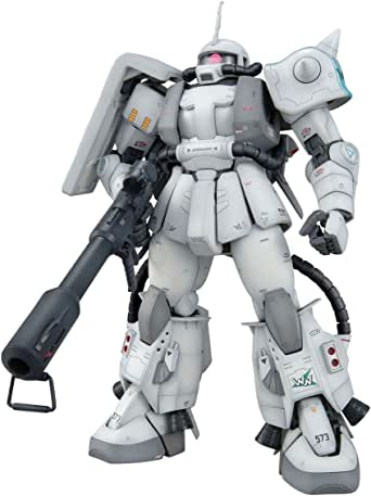 MG 1/100 MS-06R-1 シン・マツナガ専用ザクII Ver.2.0 (機動戦士ガンダム)