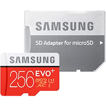 Samsung microSDXCカード 256GB EVO+ Class10 UHS-I U3対応 (最大読出速度95MB/s:最大書込速度90MB/s) Nintendo Switch 動作確認済 MB-MC256DA/FFP