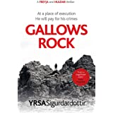Gallows Rock: A Nail-Biting Icelandic Thriller With Twists You Won't See Coming