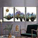 3 Pieces Modern Wall Art Painting Nordic Minimalist Swallow Posters Decor Picture Printed Canvas Artist Home Decor Artwork Wa
