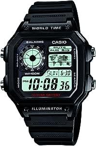CASIO (カシオ) 腕時計 デジタル AE-1200WH-1A メンズ 海外モデル [逆輸入品]