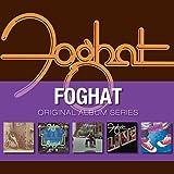 FOGHAT 5CD ORIGINAL ALBUM SERIES BOX SET