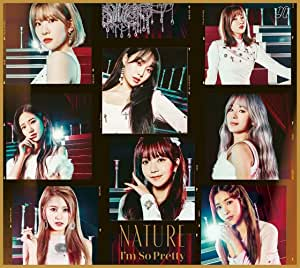 I`m So Pretty -Japanese Ver.- 初回盤B [CD+Special Photo Book] (特典無し)