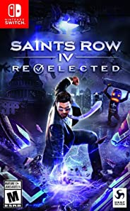 Saints Row IV: Re-Elected  (輸入版:北米) – Switch
